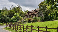 Radreise durch Schottland und Irland – Foto 27: Cottage im Black River Valley